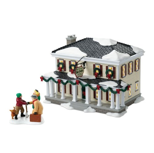 Department 56 The Snow Village Annual