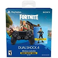 Sony DualShock 4 Fortnite Bonus Bundle Wireless Controller PlayStation 4 + Call of Duty: Black Ops 4