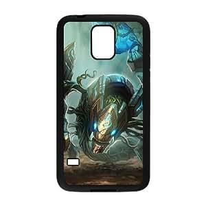 Samsung Galaxy S5 Cell Phone Case Black League of Legends Earthrune Skarner OIW0406215