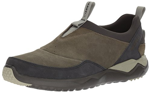 Merrell Men 1SIX8 Moc LTR Fashion Sneaker Dusty Olive