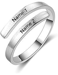 a6e6b00adac76 Womens Promise Rings | Amazon.com
