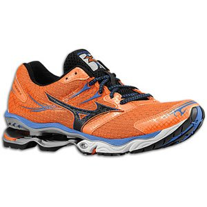 finest selection 9ab05 e66a5 Mizuno Wave Creation 14 - Men s (sz. 08.0Width - D, Vibrante  Orange Anthracite Imperial Blue)  Buy Online at Low Prices in India -  Amazon.in