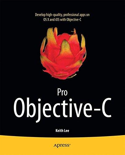 Pro Objective-C ISBN-13 9781430250500
