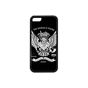iPhone 5c Diamond Supply Co Custom Case Plastic and TPU