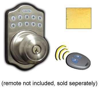 E-930-R-BB Electronic Knob Latch