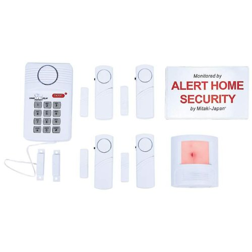 Wholesale Home Alarm Systems (Mitaki-japan 6pc Home Security)