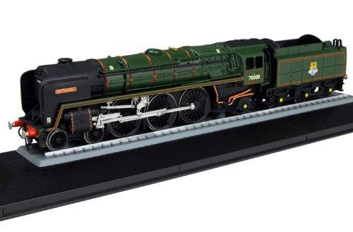 1/120 BR 4-6-2 ブリタニアクラス `Britannia` 70000 「RAIL LEGENDS(レールレジェンド)」 ST97701