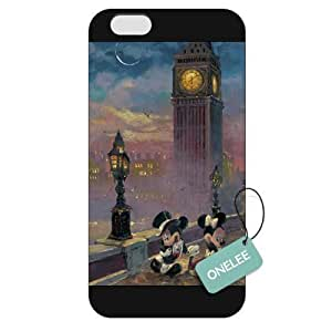 diy case Customized Disney Mickey Mouse Case Cover For Apple Iphone 5C Hard Plastic Black 03
