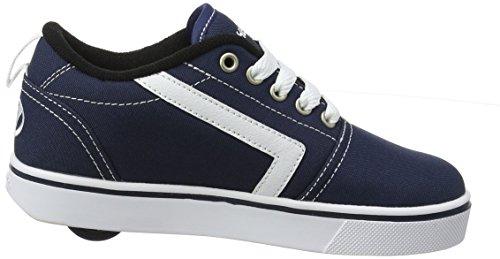 Heelys GR8 Pro, Zapatillas Unisex Niños Azul (Navy/White)