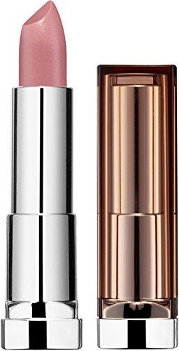 Maybelline New York Make-Up Lippenstift Color Sensational Blush Nudes Lipstick Fairly Bare / Natürlicher Hautton mit pflegender Wirkung, 1 x 5 g