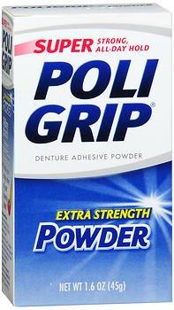 Extra Strength Denture Adhesive Powder - 6