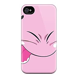 MEIMEIFaddish Phone Dragon Ball Z Majin Buu Case For Iphone 6 / Perfect Case CoverMEIMEI