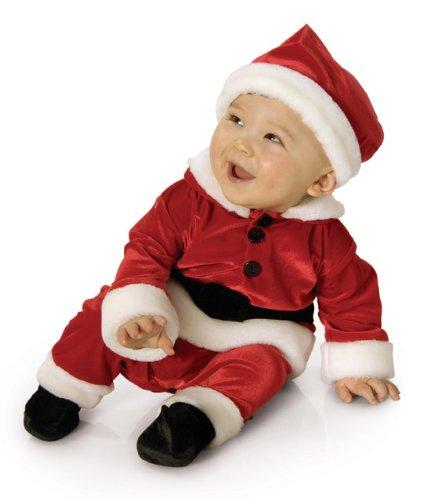 Rubies Velvet Santa Suit