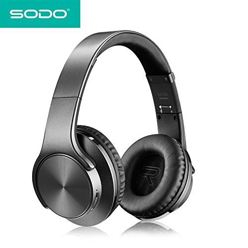 Over The Ear Headphones Speakers - 3
