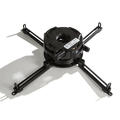 Peerless-AV PRGS-UNV | Precision Projector Mount with Spider Universal Plate ()