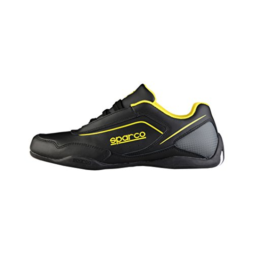Sparco Jerez - Zapatillas Hombre Negro / Gris