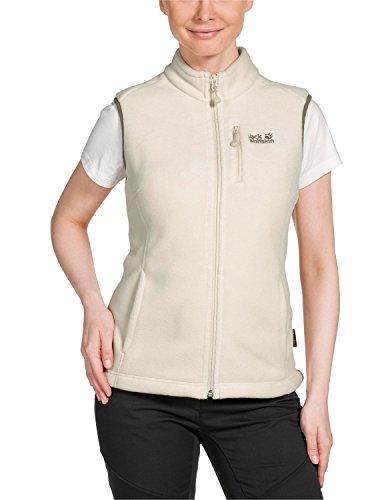 Price comparison product image Jack Wolfskin Women's Winnipeg Vest,  White Sand,  Small