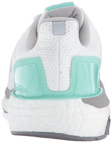 Performance Metallic w Shoe Energy Supernova White Aqua Silver Women's Running ST adidas SgB7Hq7w