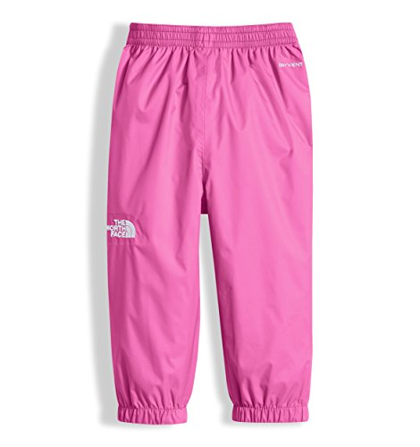 North Rain Pants Face (The North Face Infant Tailout Rain Pants Gem Pink - 12M)