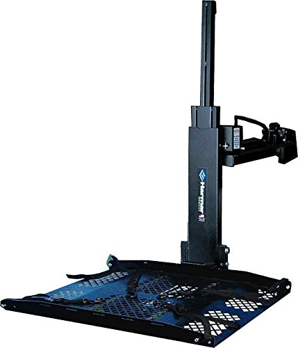 Harmar Mobility AL600 Scooter & Wheelchair Hybrid Platform Lift with Mounting Kit & Wiring Harness & Swing-Away Arm and II/III Hitch Adapter