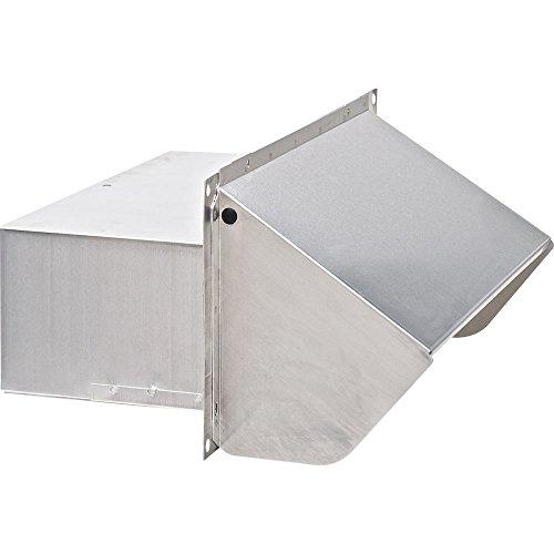 Broan 649 Aluminum Wall Cap