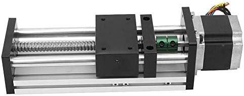 LZP-PP Linearführungsschiene, Aluminiumlegierung Doppelwellen-Kugelgewindelinearführungsschiene mit 57 Motor for Automation Industry (1610)