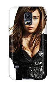 New Style ZippyDoritEduard Hard Case Cover For Galaxy S5- Miley Cyrus 50