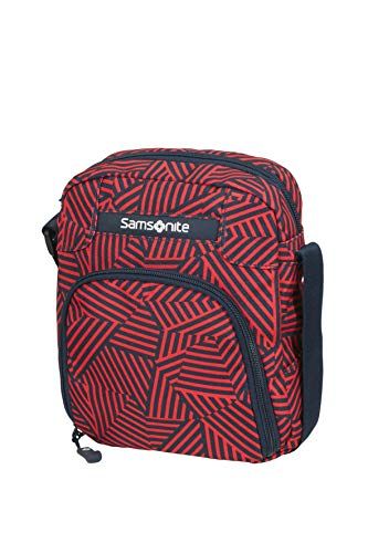Samsonite Rewind, Capri Red Stripes (Samsonite Red Edition)