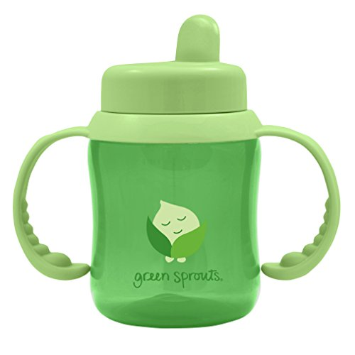 Green Sprouts Flip Top Sippy Ounce