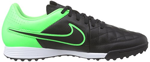 Leather NIKE Black Shoes Strk Genio Black Football Black grn Men's niketiempo TF Strk Schwarz grn rEEx1aq