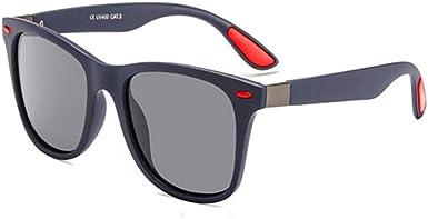 Gafas de sol polarizadas Hombre Mujer/Deportes Gafas reflectantes ...