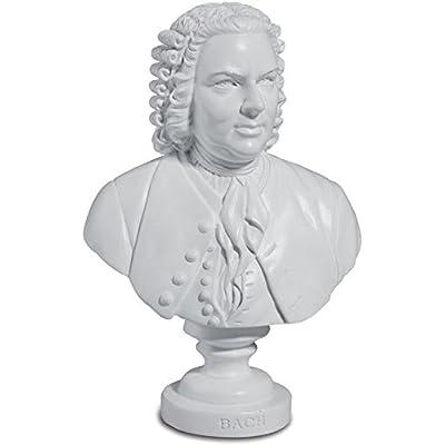 Buste de Bach - 12,5 cm
