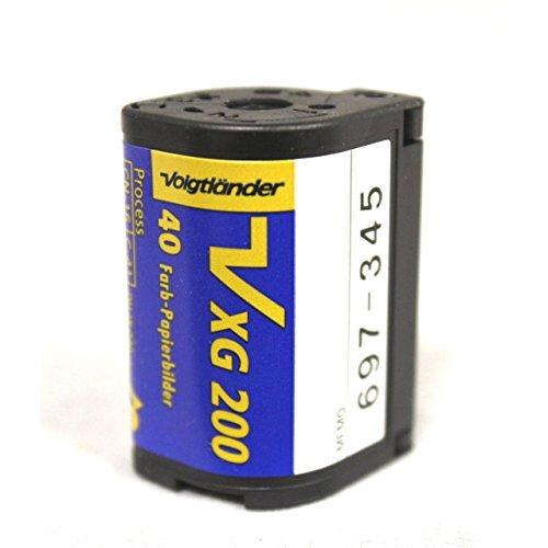 Voigtlander APS Film ISO 200-40 Exposures (5-Pack) by Voigtlander