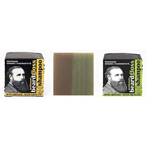 Professor Fuzzworthy Beard Variety Sampler