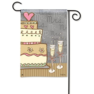 Mr. And Mrs. Garden Flag