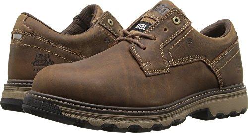 (90711 Caterpillar Men's Tyndall ESD Safety Shoes - Dark Beige - 11.5 - W)