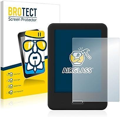 BROTECT Protector Pantalla Cristal Compatible con BQ Cervantes ...