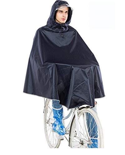Classiche Poncho Con Per Giacca Bici Adulti E Bicicletta Fashion Laisla Pioggia 2 Trasparente Donne Cappuccio Da xTUpWzw