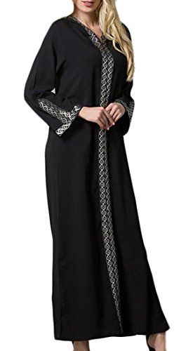 moroccan style dress - 4