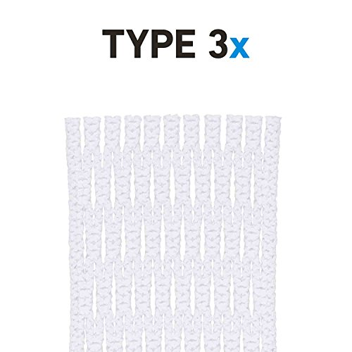 String King Type 3X Semi-Hard Lacrosse Mesh Piece Assorted Colors