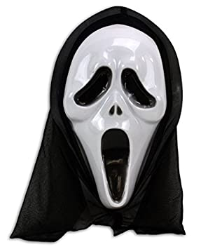 Virtuemart Mascara de Scream Disfraces Carnaval Halloween Careta Miedo Cine Terror