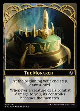 Magic: the Gathering - The Monarch - Conspiracy 2: Take the Crown