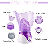 Beauty Nymph Spa Home Facial Steamer Sauna Pores