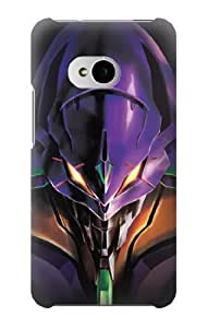 S1305 Evangelion 01 Case Cover For HTC ONE M7