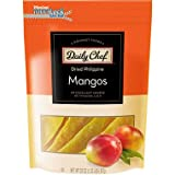 Daily Chef Dried Philippine Mangos (20 oz.) (pack of 6)