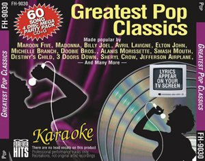 Karaoke: Greatest Pop Classics