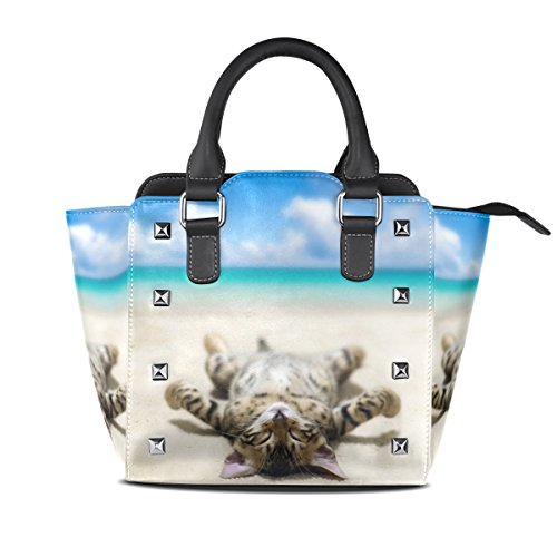 Tote Bag Per Unica Taglia Le Tizorax Donne Multicolore SqdWfvqwnH