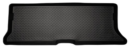 - Husky Liners Custom Fit Molded Rear Cargo Liner for Select Ford Expedition/Lincoln Navigator Models (Black)