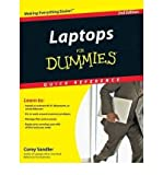 img - for Laptops For Dummies Quick Reference book / textbook / text book