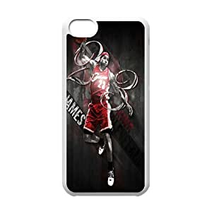 Superstar James phone Case Cove For Iphone 5c FANS372510
